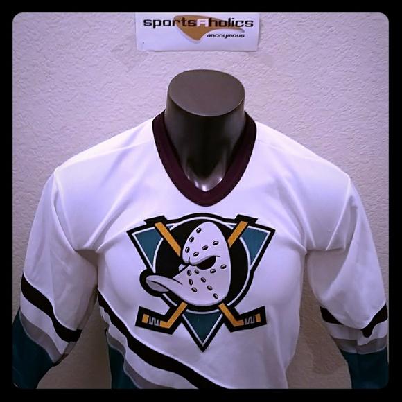 aac6bad7 CCM Shirts & Tops | Vintage Mighty Ducks Of Anaheim Jersey | Poshmark